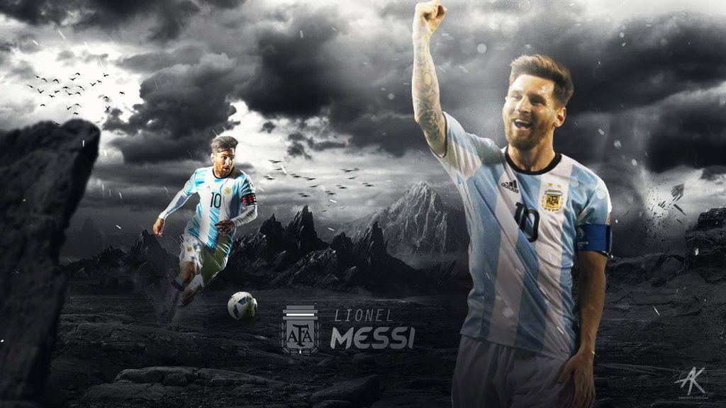 Lionel Messi Argentine Wallpaper By Ghanibvb On DeviantArt