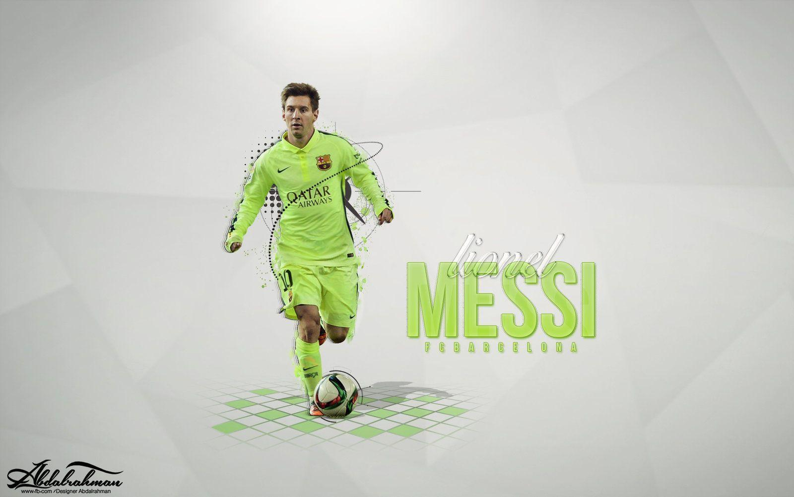 Wallpapers Lionel Messi 2017