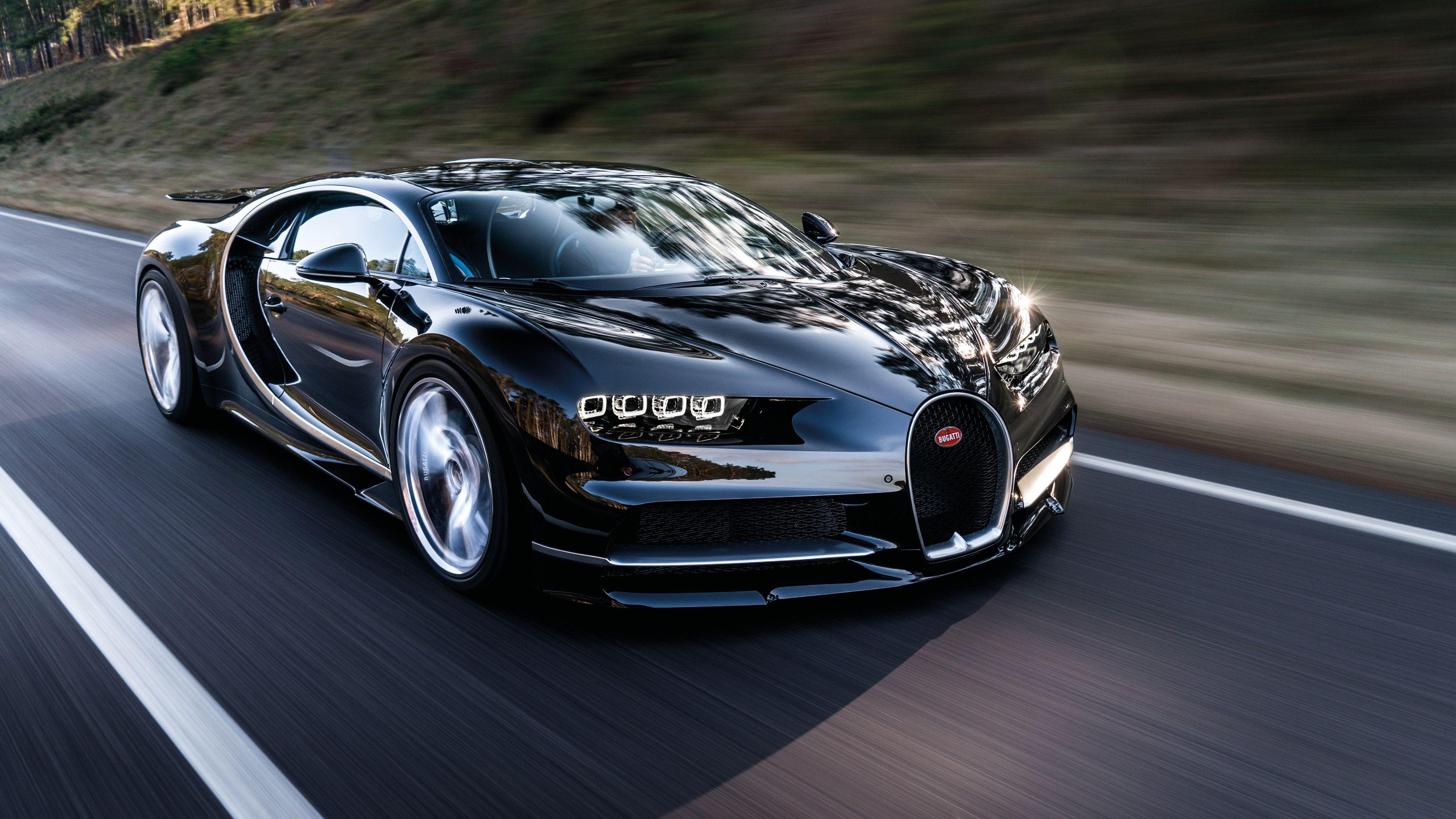 Bugatti Chiron Wallpapers Wallpaper Cave