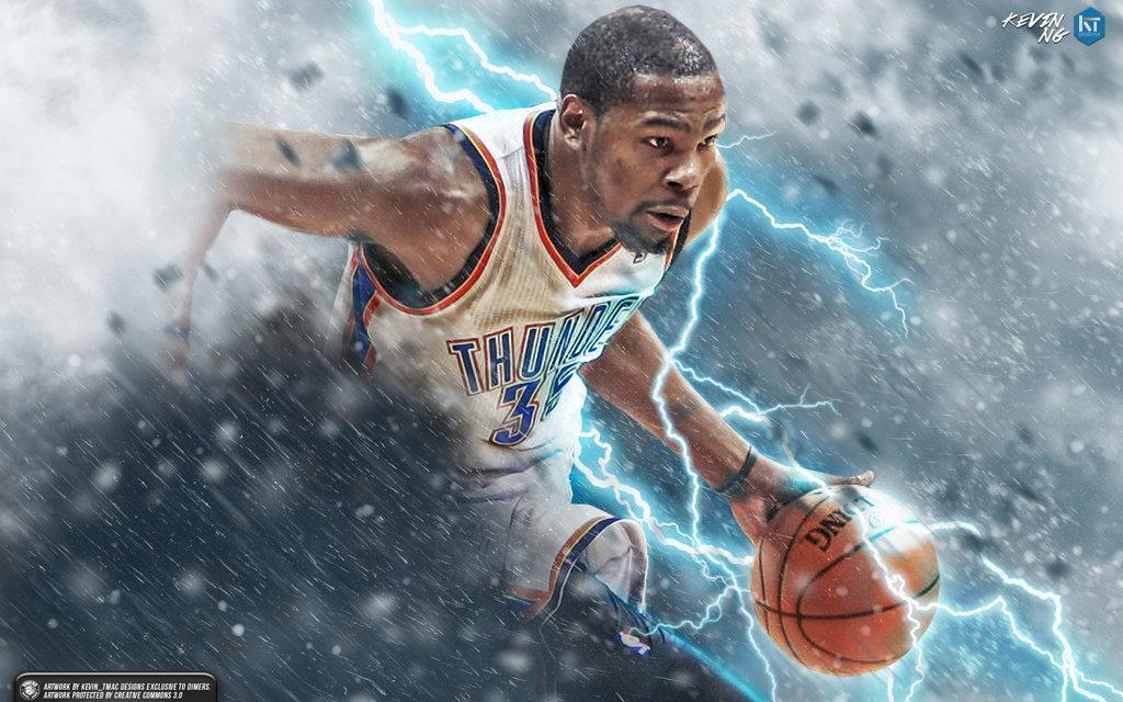 Kevin Durant is OKC basketball, but will that keep him around .