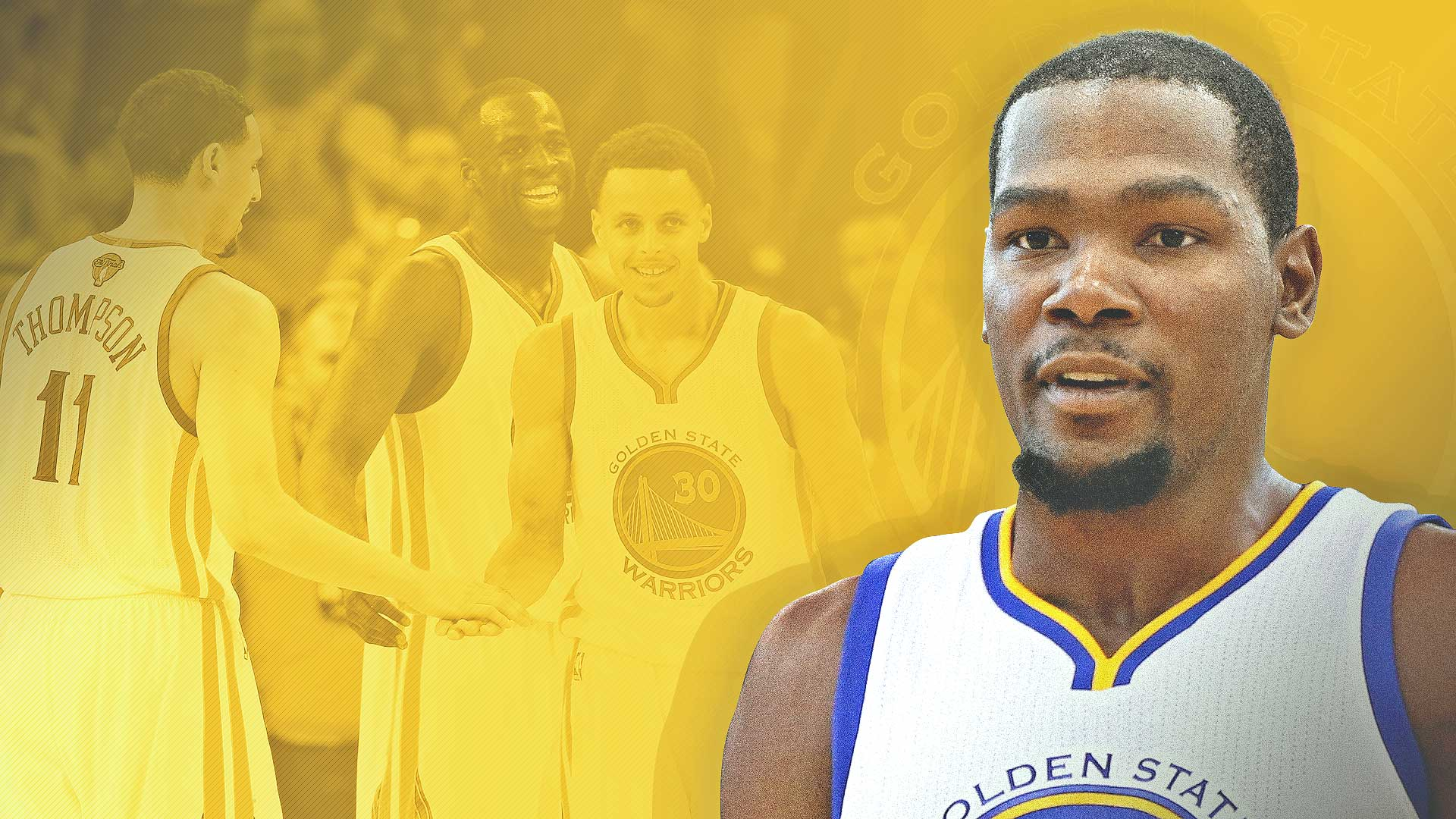 Warriors are the only team that can give Kevin Durant what he