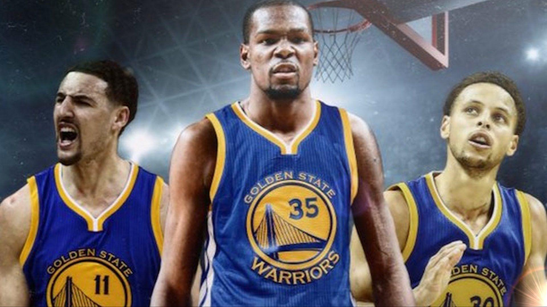 KEVIN DURANT & STEPHEN CURRY RESPOND TO KEVIN DURANT JOINING THE