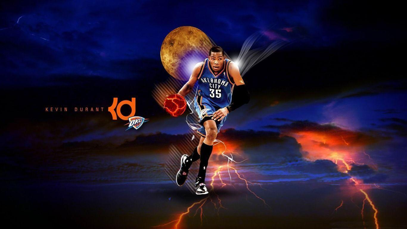 Kevin Durant Sports Theme Hd Wallpapers /HD Wallpapertec