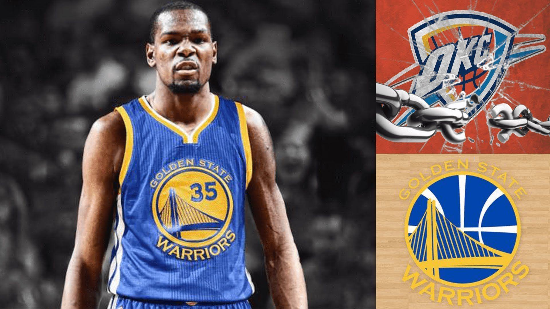 KEVIN DURANT LEAVES OKC FOR GOLDEN STATE WARRIORS!?
