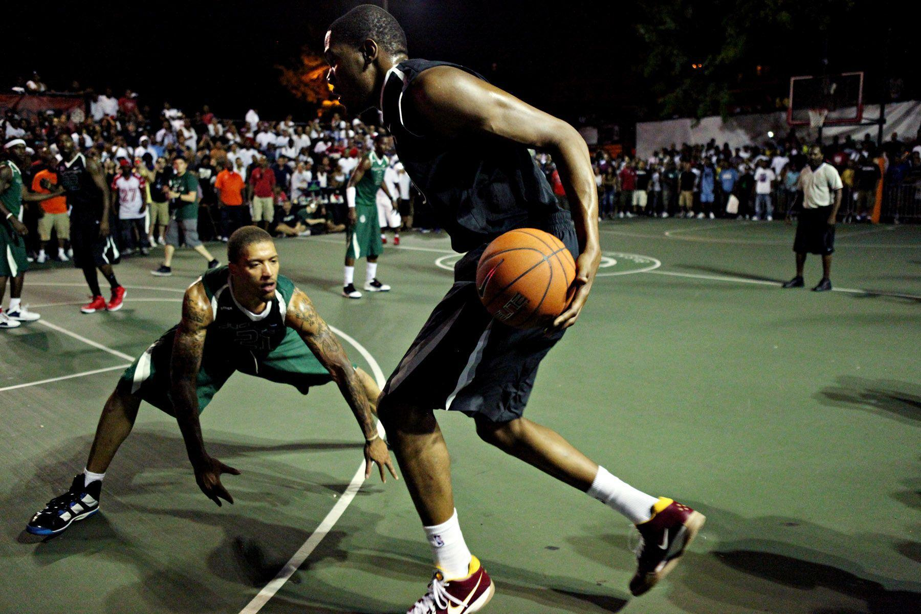 TheBadd35t Kevin Durant Summer Hoops Highlights