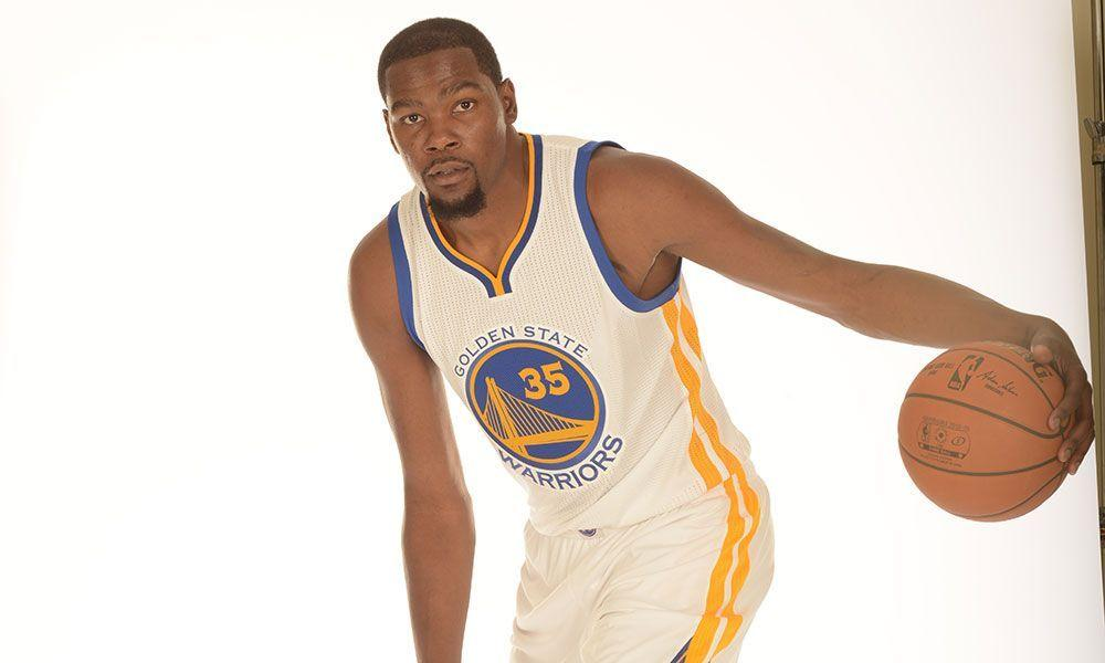 Official Kevin Durant Warriors Gear & Apparel Available Now