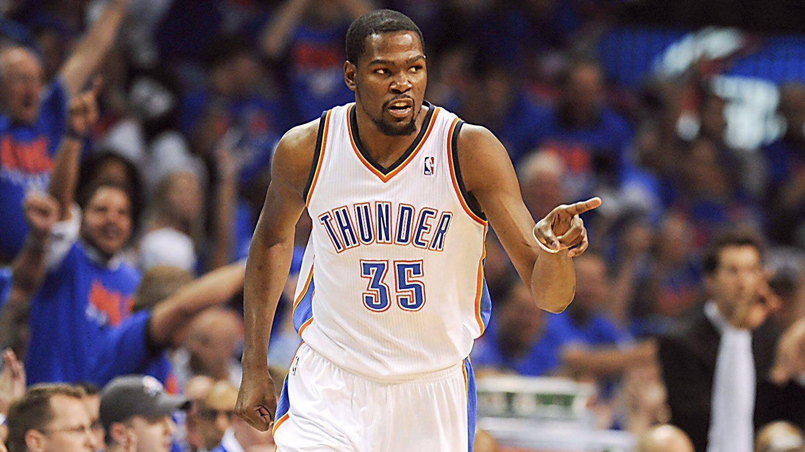 Kevin Durant Expected to Make Free Agent Decision Today