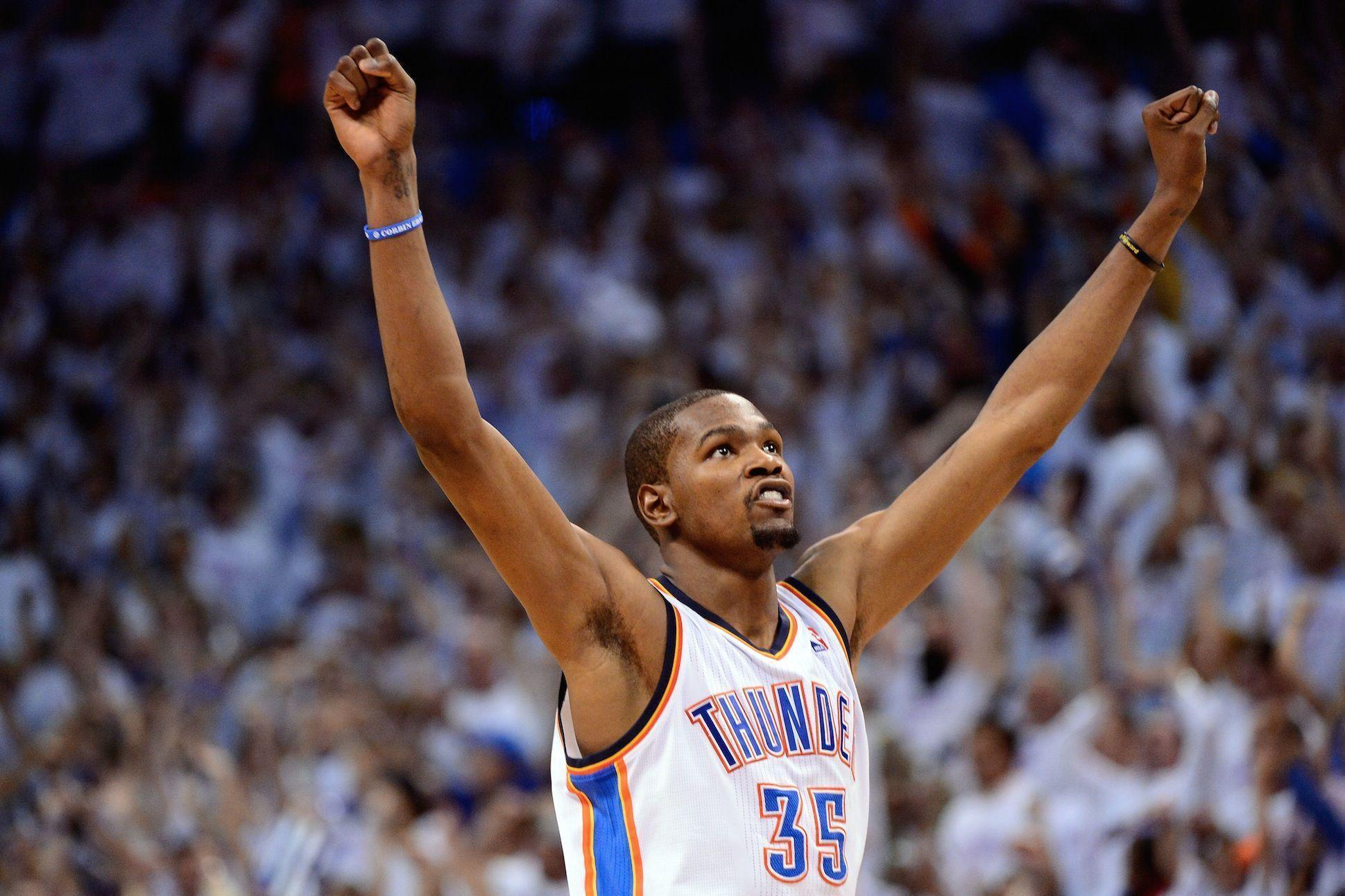 Kevin Durant discusses free agency, Oklahoma City, motivations and