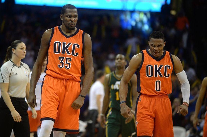 Oklahoma City Thunder: Ranking The Dynamic Duo