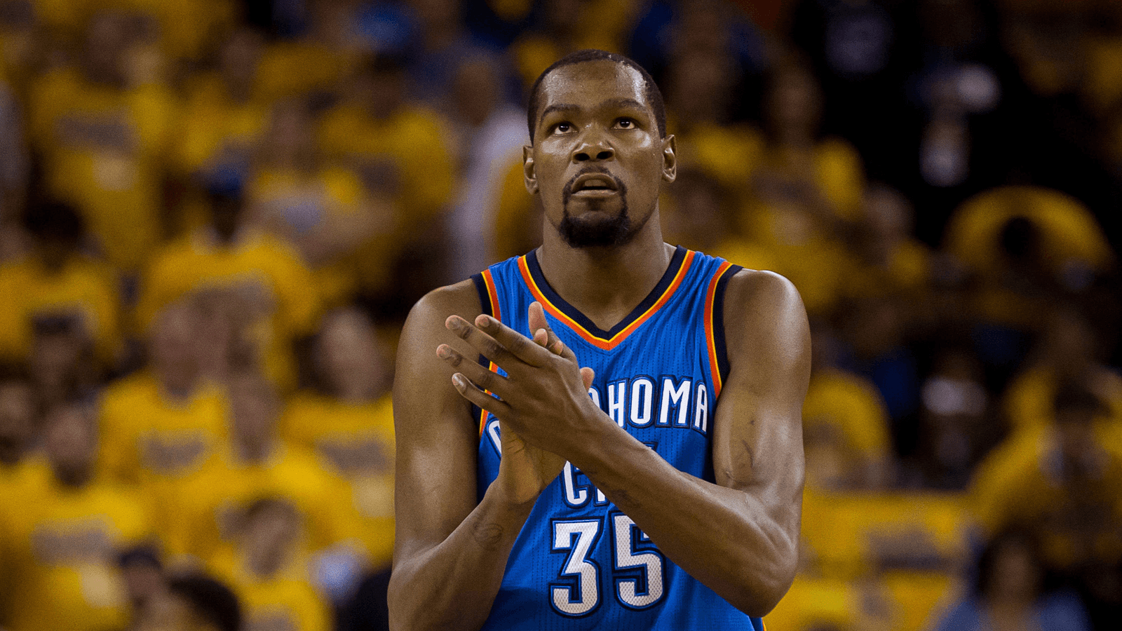 Want Kevin Durant on the Wizards? Root for Thunder over Warriors