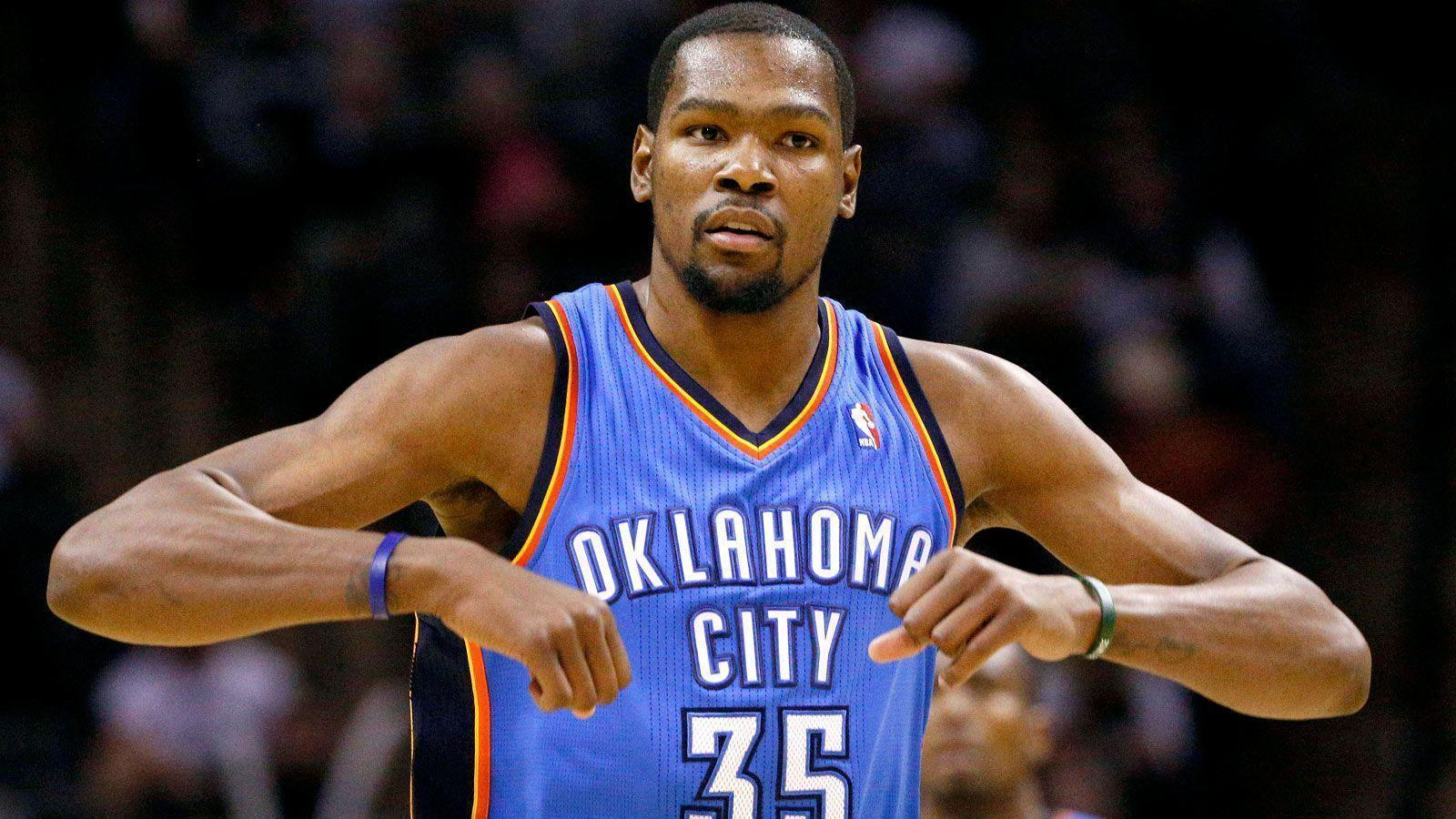 Kevin Durant's Season-Ending Injury Means OKC's Championship Hopes ...