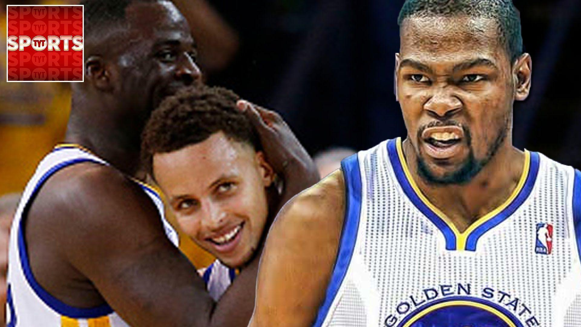 What If KEVIN DURANT Signs With The WARRIORS?