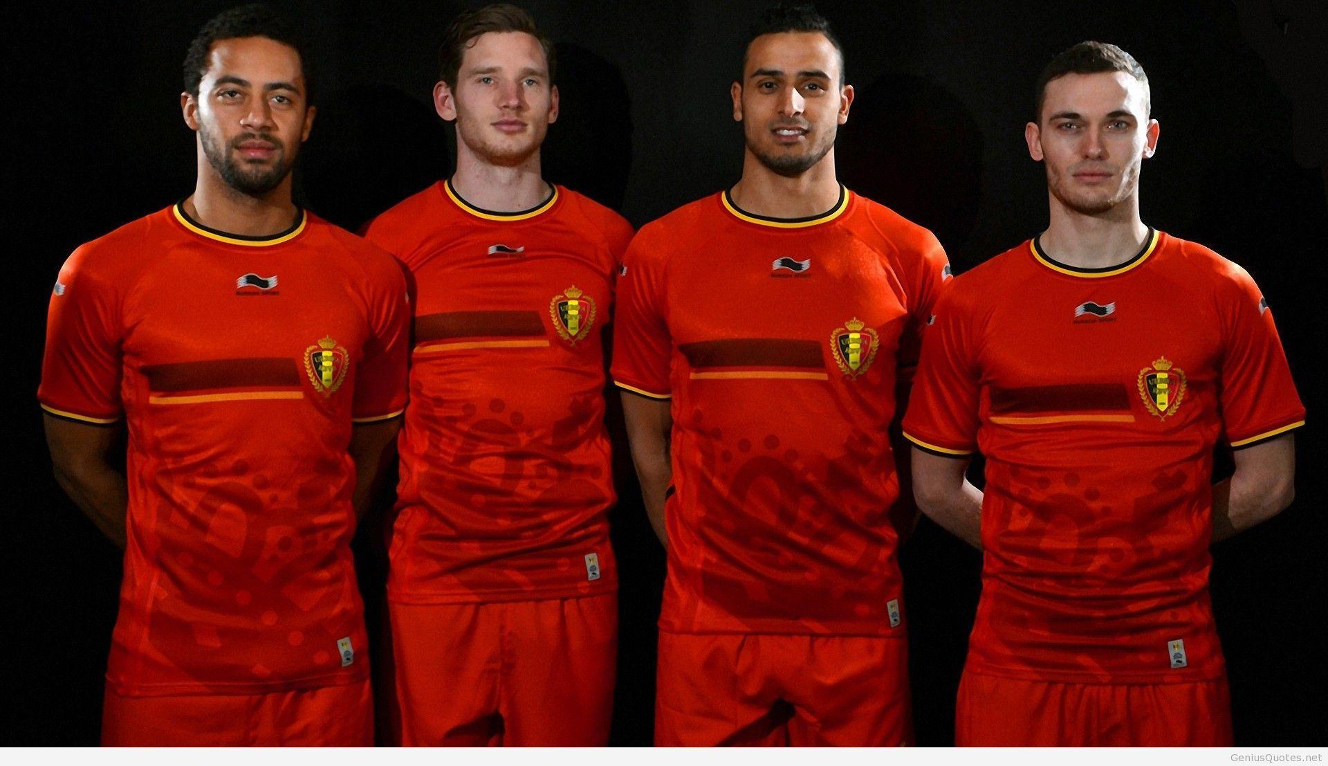 Belgium National Football Team Background 9