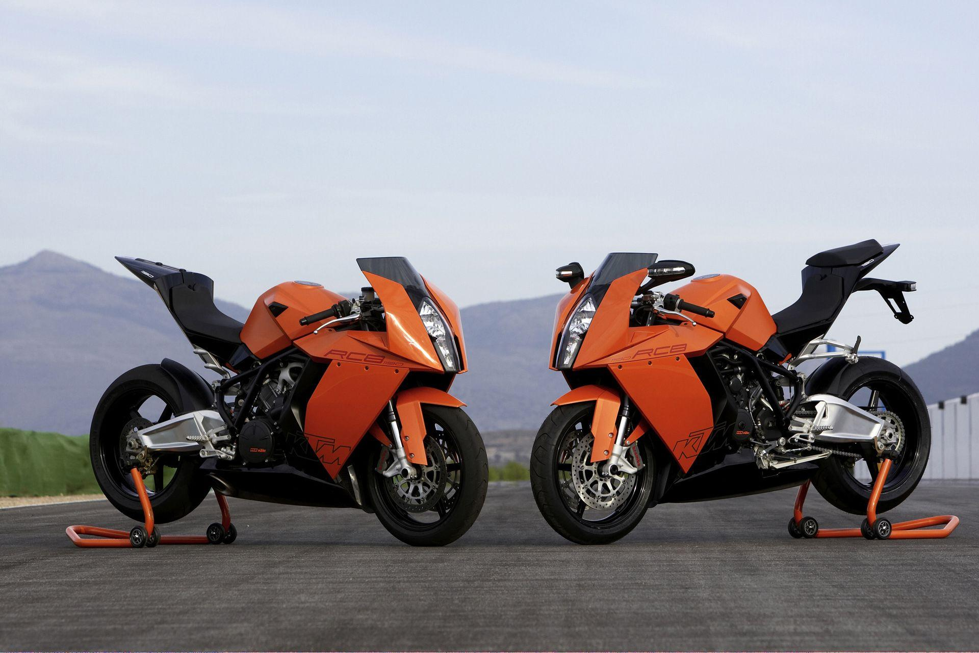 wallpapers ktm rc8 - photo #15