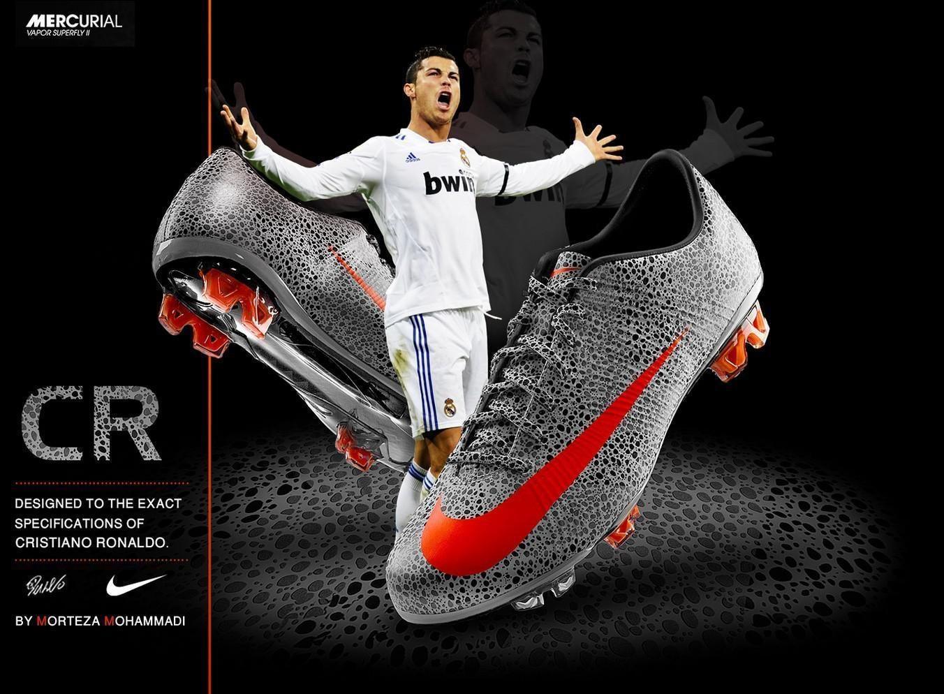 new product b6736 af1a6 Cristiano Ronaldo Wallpapers Nike Mercurial 2017 - Wallpaper Cave