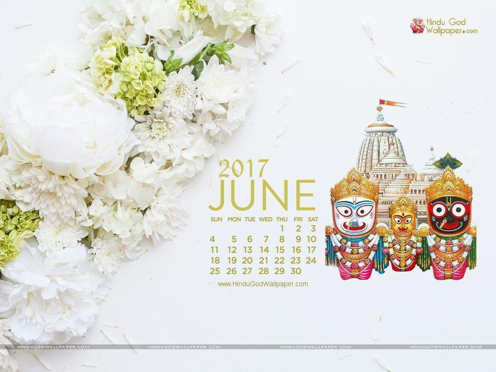 Calendar Wallpaper 2017 : Desktop wallpapers calendar june wallpaper cave