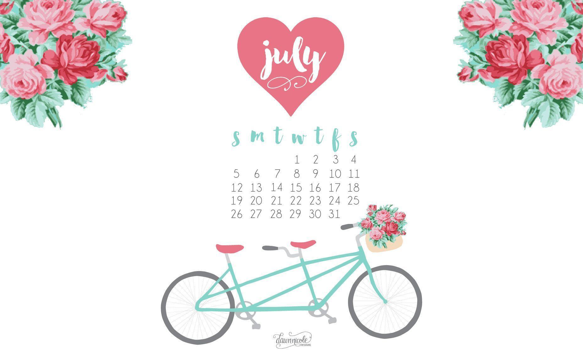 Weekly Calendar Wallpaper : Desktop wallpapers calendar june wallpaper cave