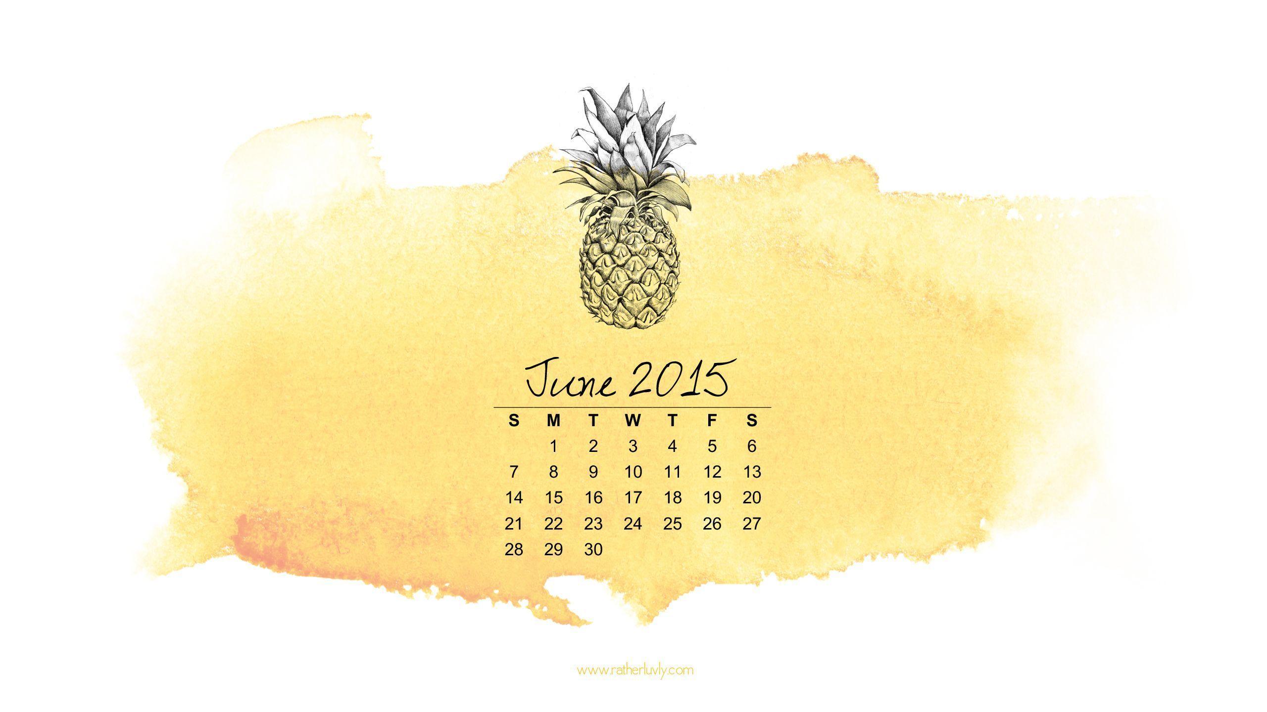 Macbook Wallpaper Calendar : Desktop wallpapers calendar june wallpaper cave