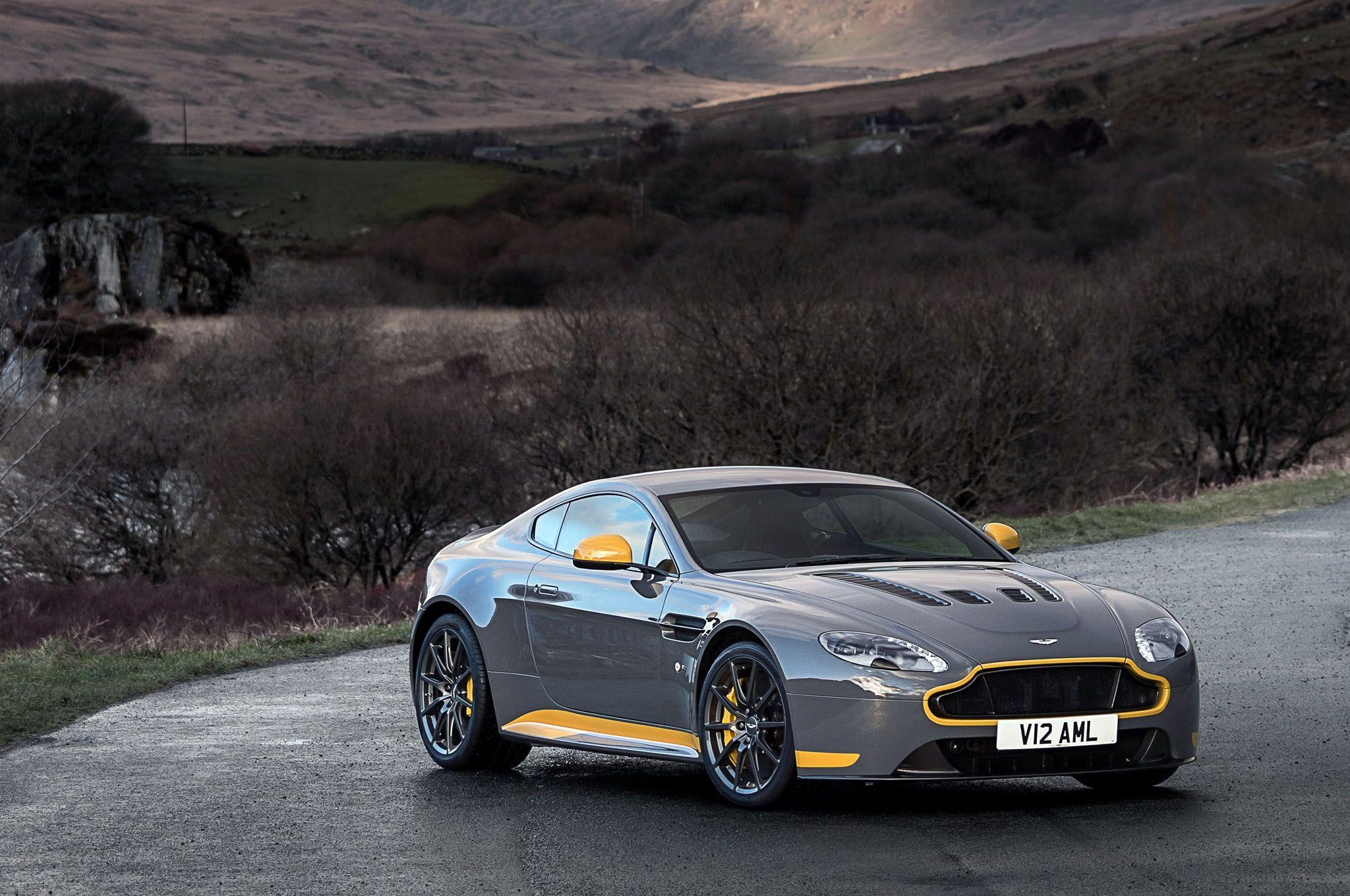 Aston Martin Vanquish 2017 Wallpapers Wallpaper Cave