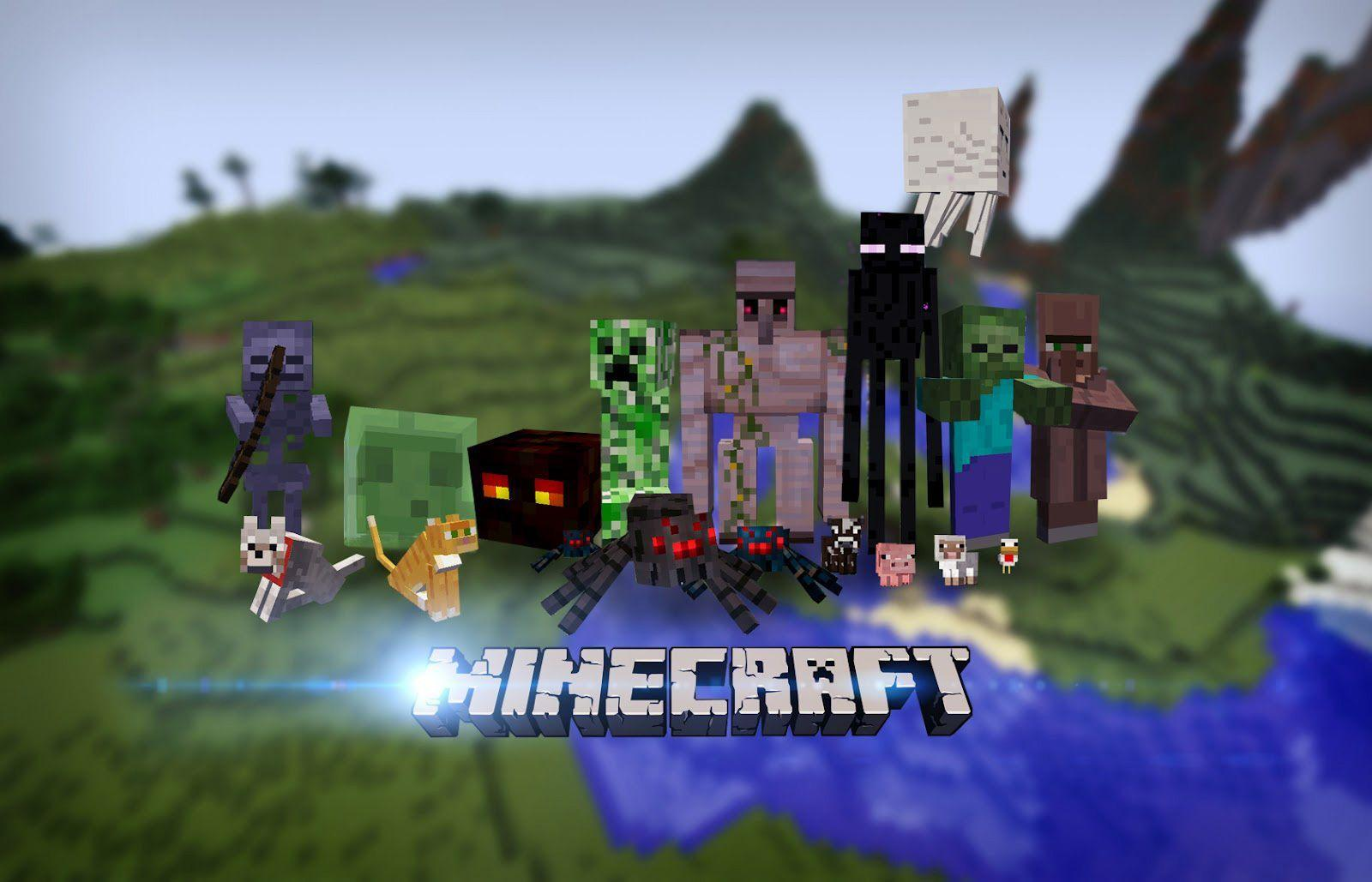 Minecraft Heading to Xbox One and PS4