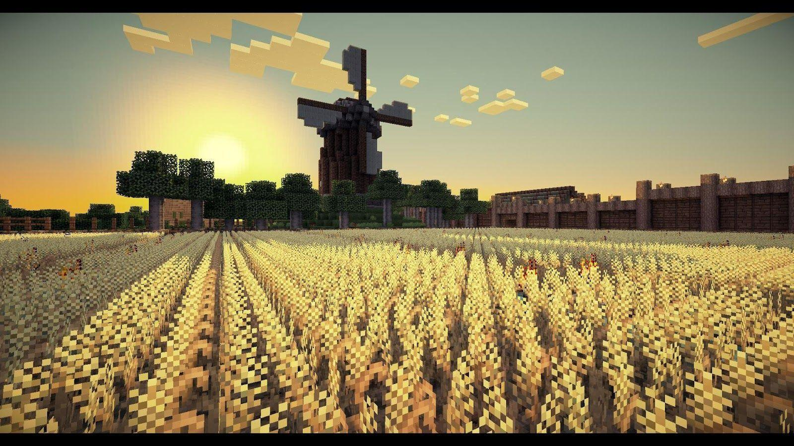 Minecraft Wallpapers ~ G/C Entertainment System
