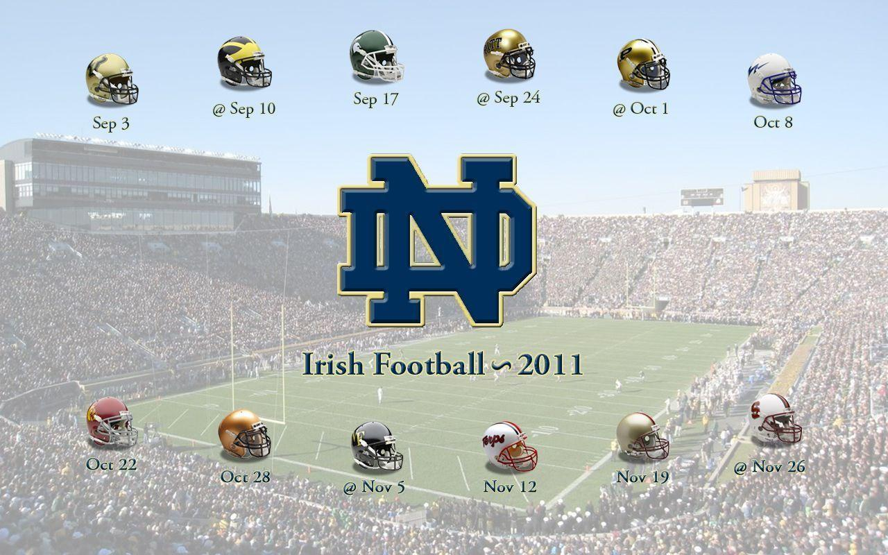 Msu football schedule 2017 wallpapers wallpaper cave - Notre dame football wallpaper ...