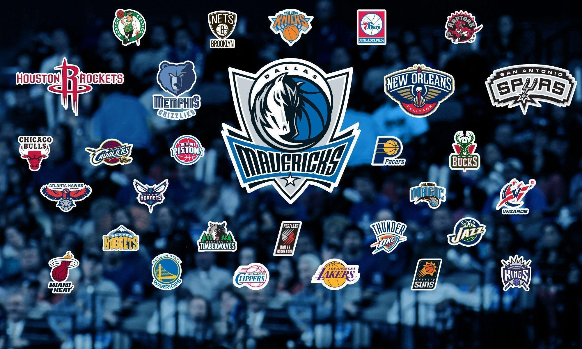 Nba Team Logos Wallpapers 2017 - Wallpaper Cave