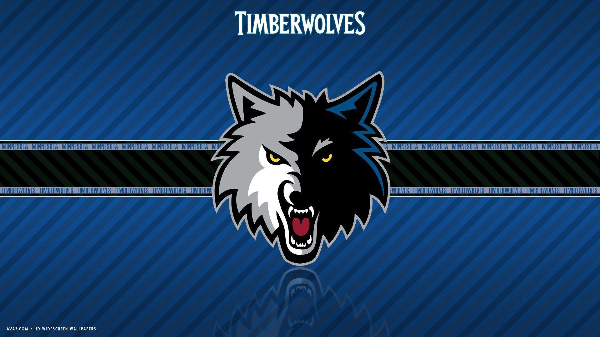 1920x1080 Basketball, Nba, Wolf, Minnesota Timberwolves