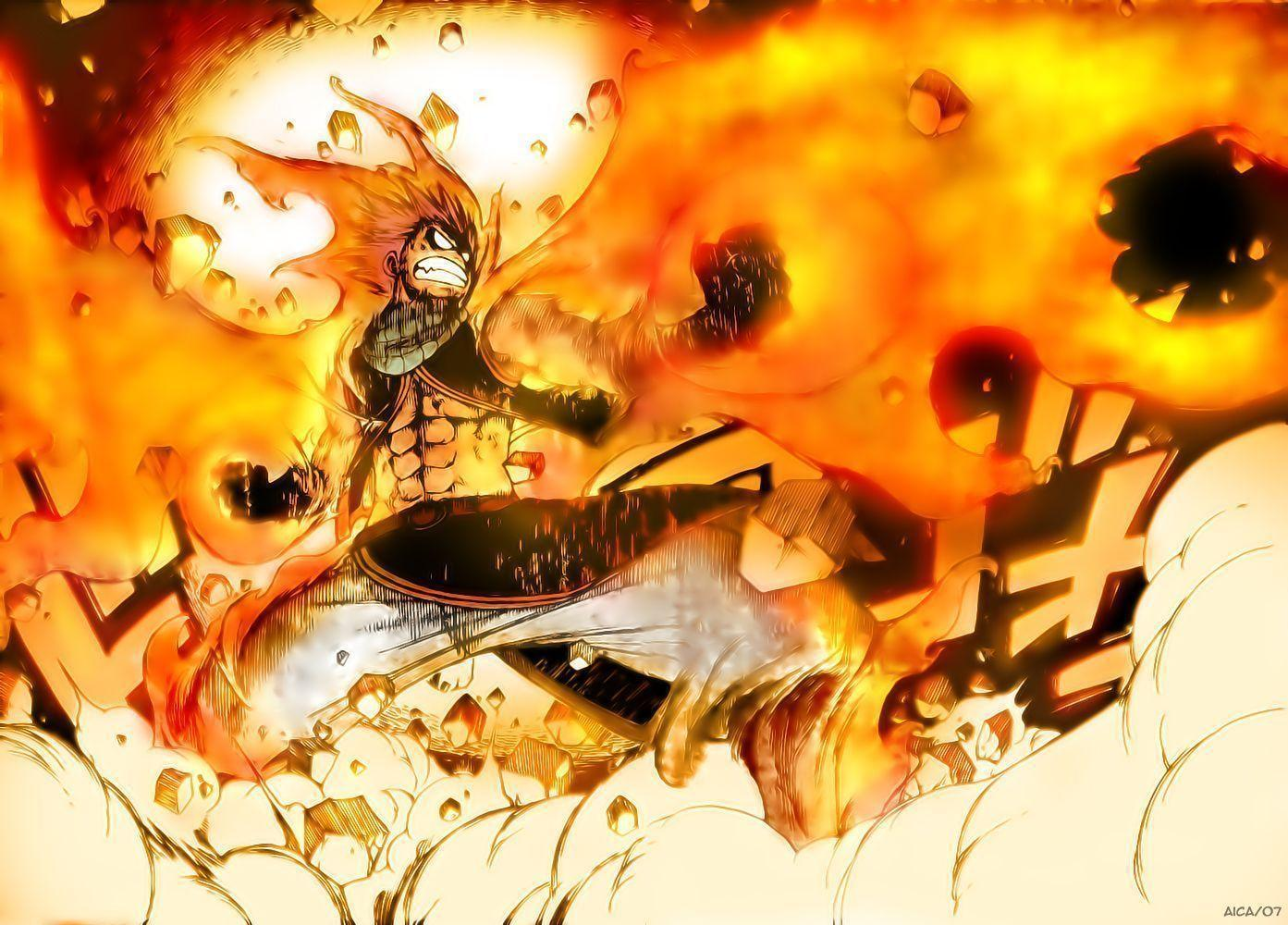 Wallpapers Fairy Tail Natsu
