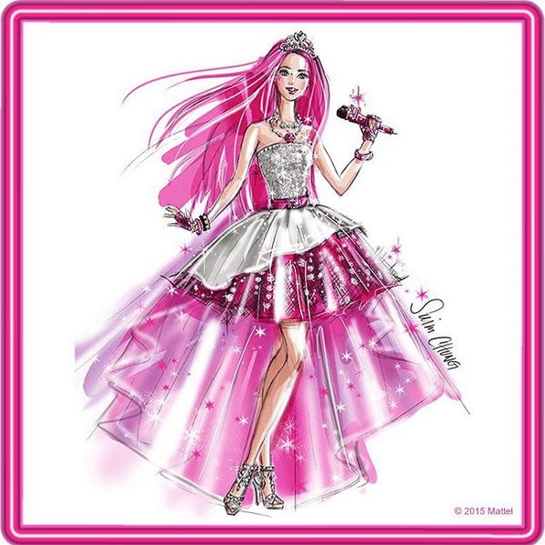 Barbie Rock N Royals Wallpaper: Latest Wallpapers Of Barbie On 2017