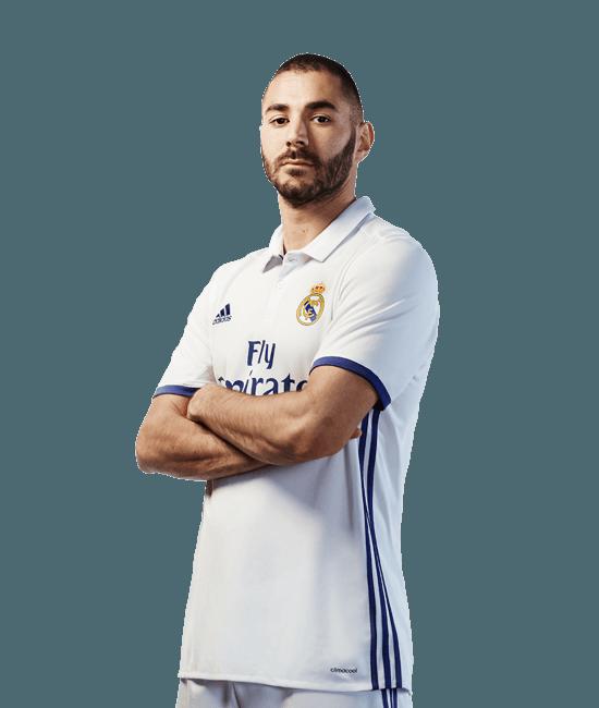 Image result for Karim Benzema 2017
