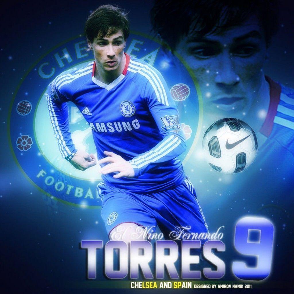 Torres Chelsea 2017 Wallpapers