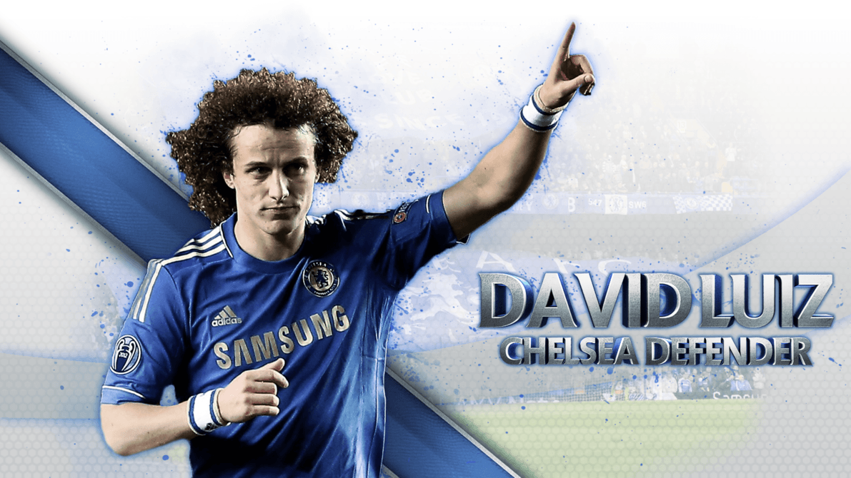 David Luiz Wallpapers 2017