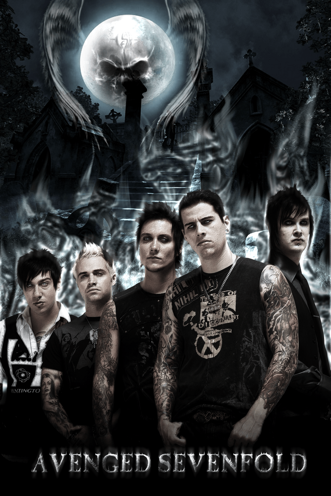 Avenged Sevenfold 2017 Wallpapers - Wallpaper Cave