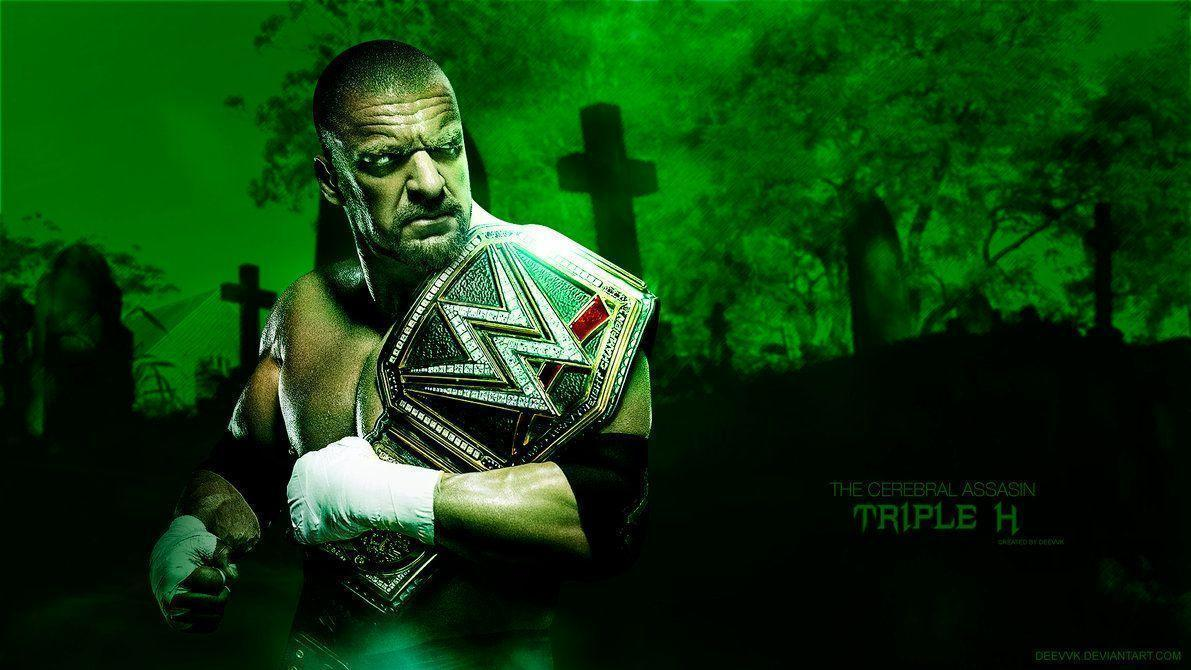 Triple H Wallpapers 2017