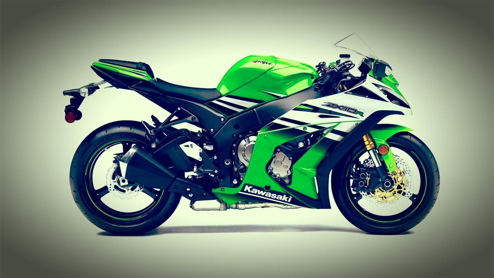 Kawasaki Ninja ZXR First Look Motorcycle USA