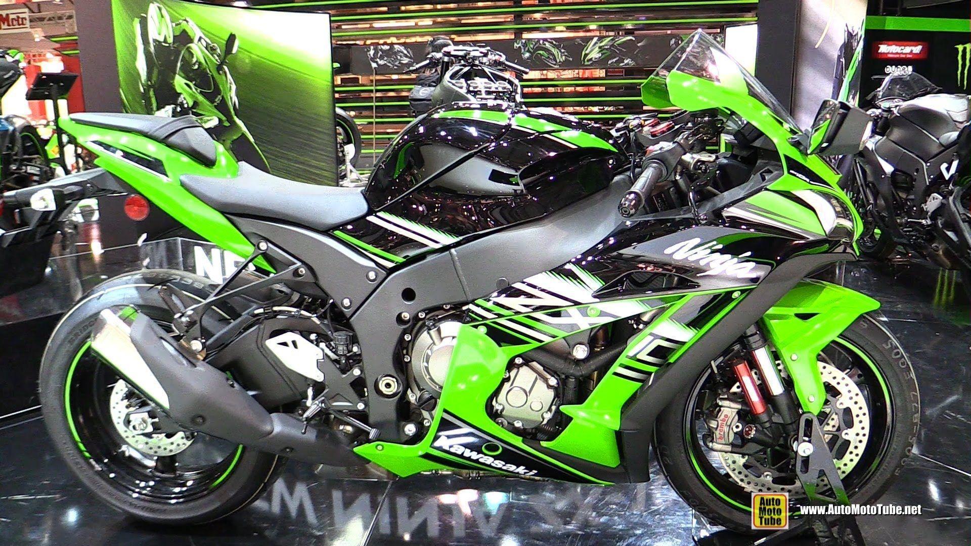 Kawasaki Zx10r 2017 Image 124