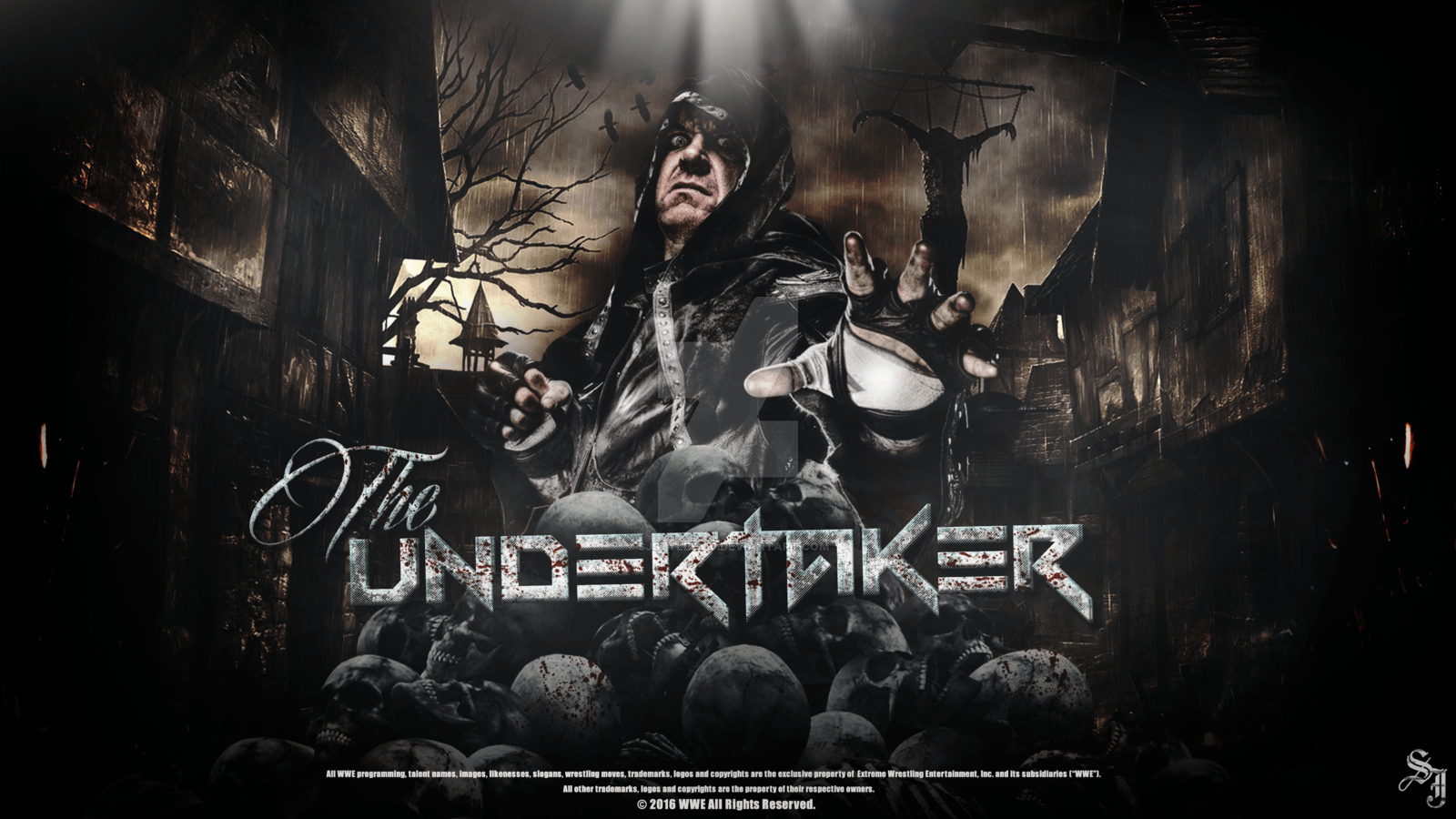 Undertaker Wallpaper By Sjstyles316 On DeviantArt