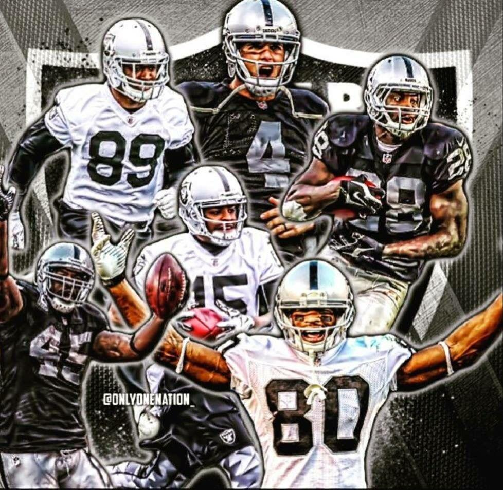 Free Oakland Raiders Wallpapers: Raiders 2017 Wallpapers