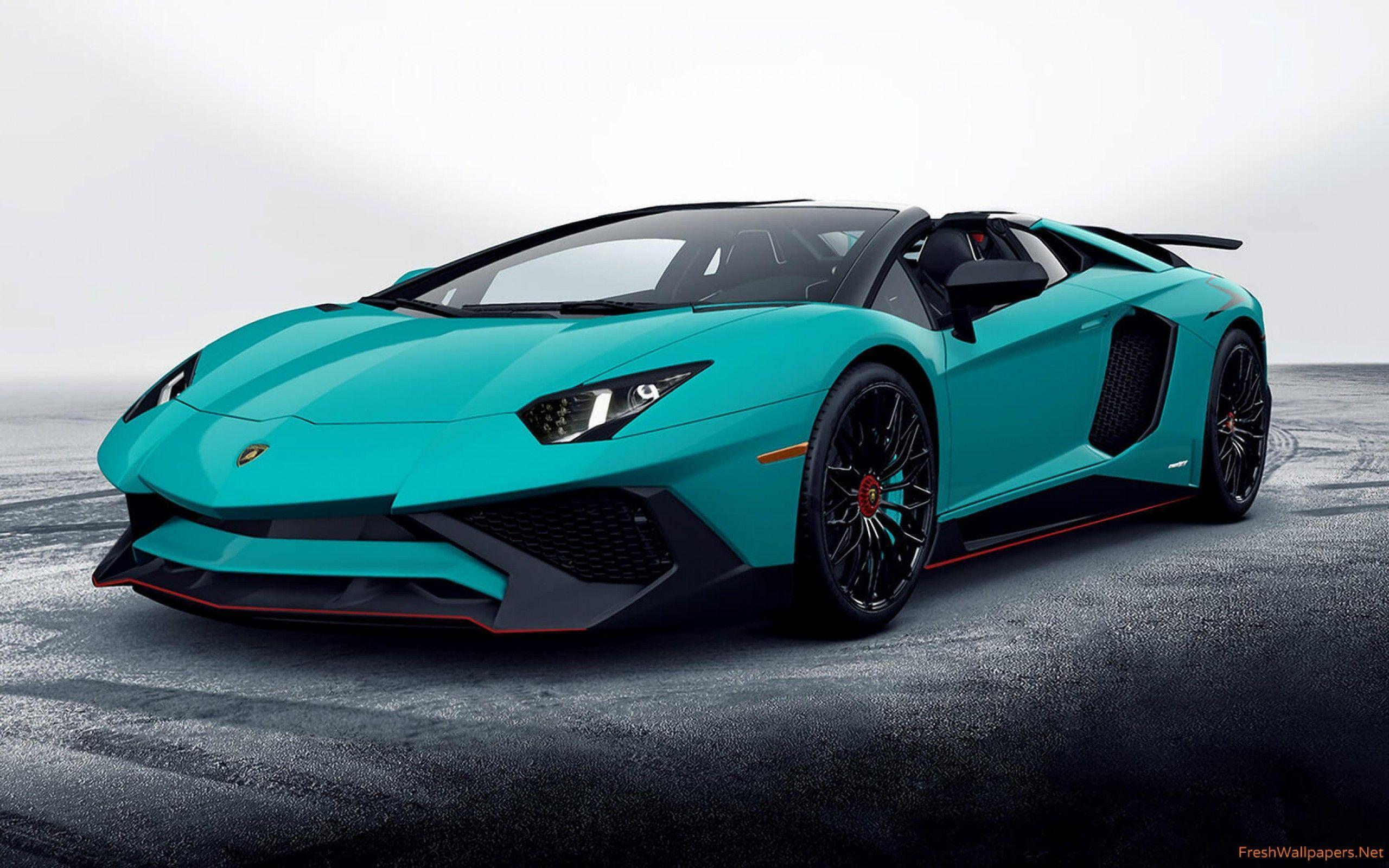 Green Lamborghini Aventador Super Veloce Supercar Wallpapers Wallpaper Cave