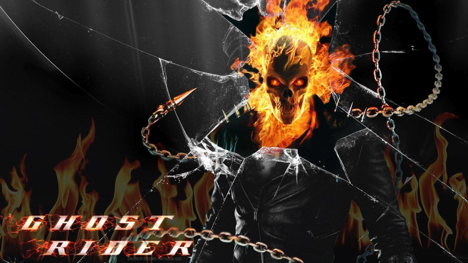 Ghost Rider Wallpapers 2017 Wallpaper Cave