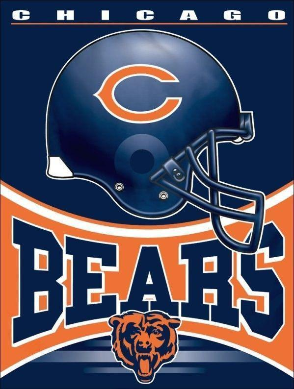 Charming Oh, 2016 Super Bowl Chicago Bears Valentine Hand Paint Signs From .