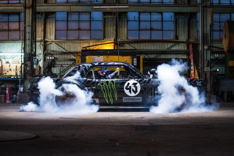 Watch Ken Block Give Chris Harris a Thrill Ride – News – Car and