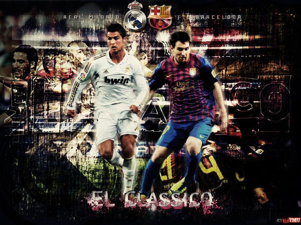 Messi Vs Ronaldo Wallpapers 2017 Wallpaper Cave