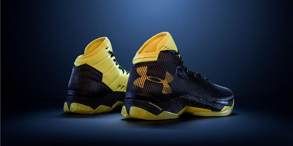 Under Armour Curry 2.5 &Taxi&