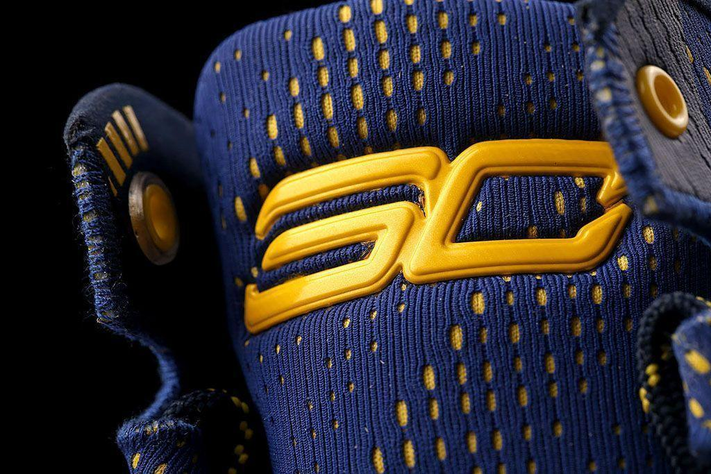 Dub Nation Gets Its Own Under Armour Curry Two
