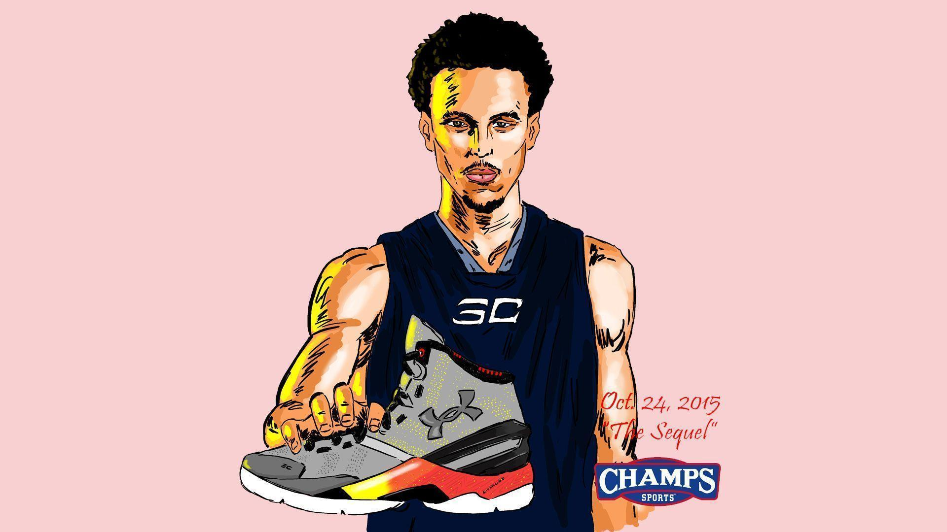 Stephen Curry 2016 Wallpapers