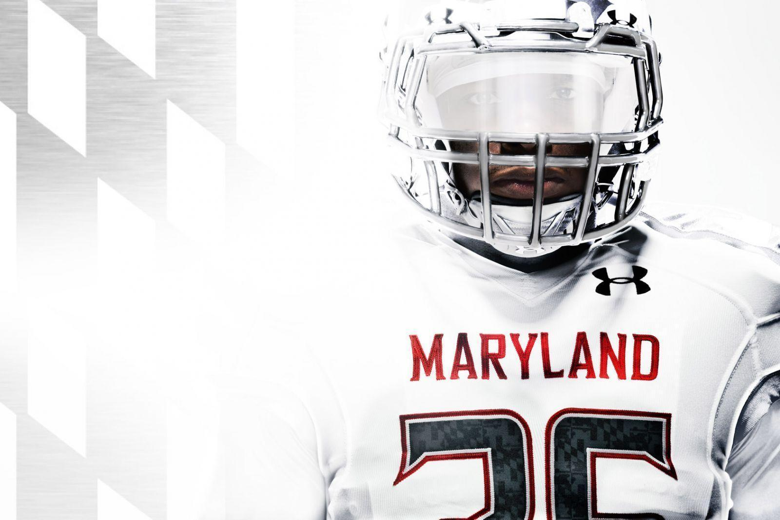 Under Armour Unveils University of Maryland White Ops Uniforms