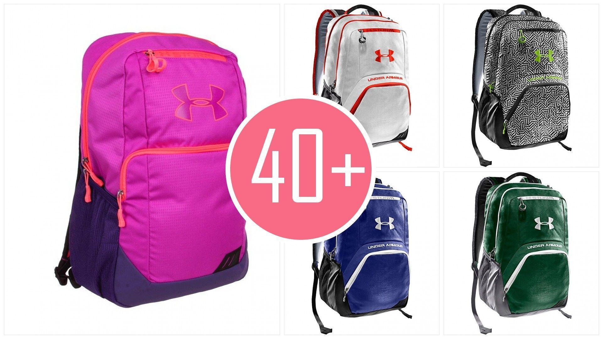 Fabulous girls under armour backpack for middle school students