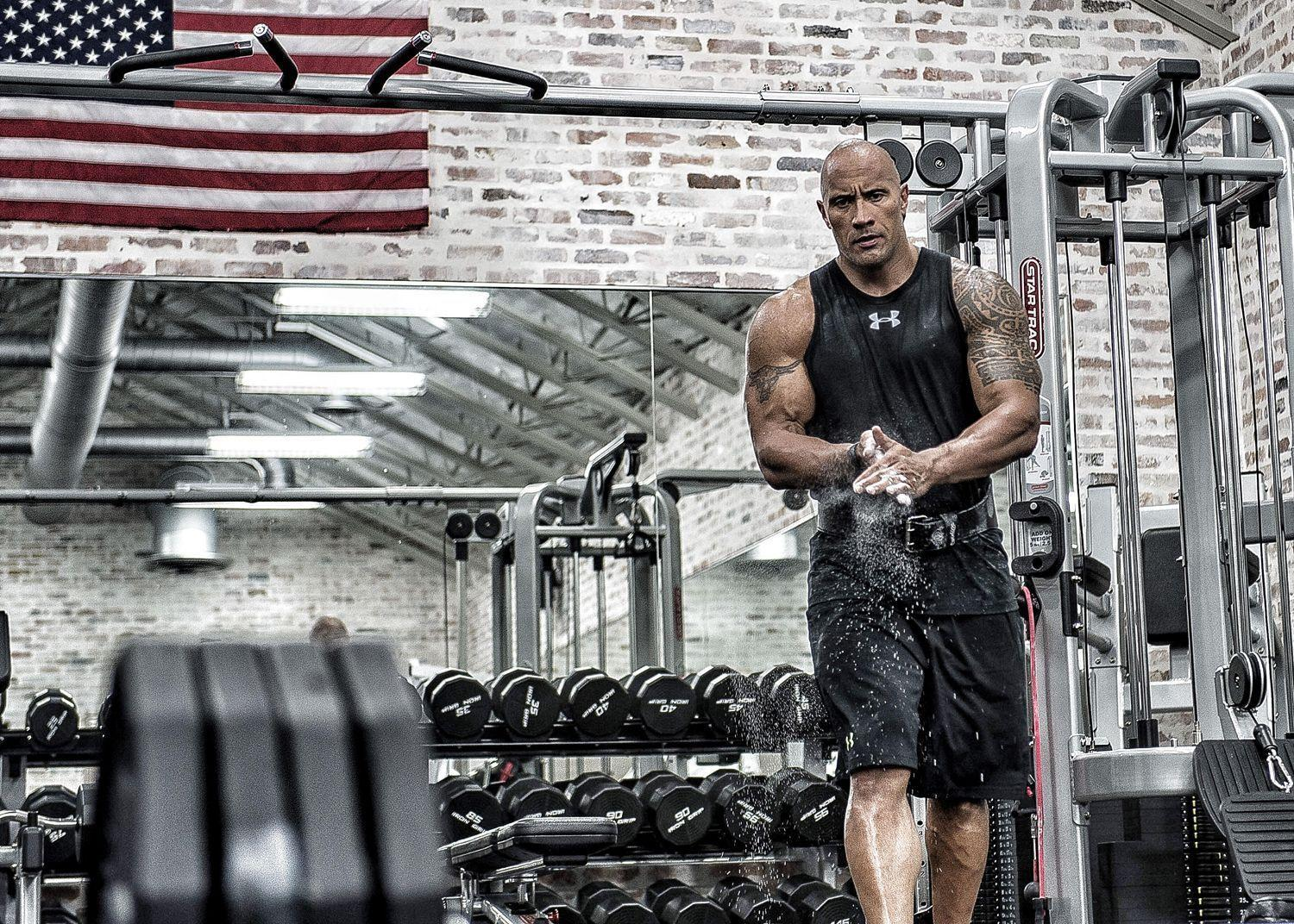 A Look at The Rock&First Under Armour Collaboration